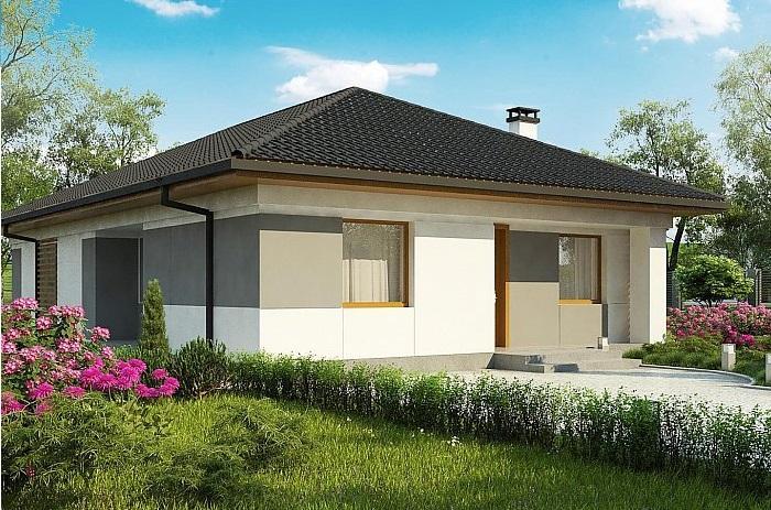 Проект каркасного дома 129,7 м2