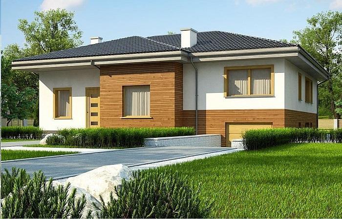 Проект каркасного дома 213,5 м2