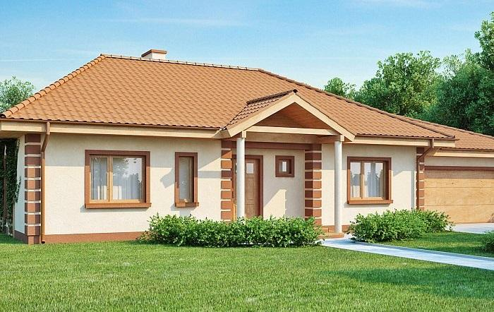 Проект дома из газобетона 186,0 м2