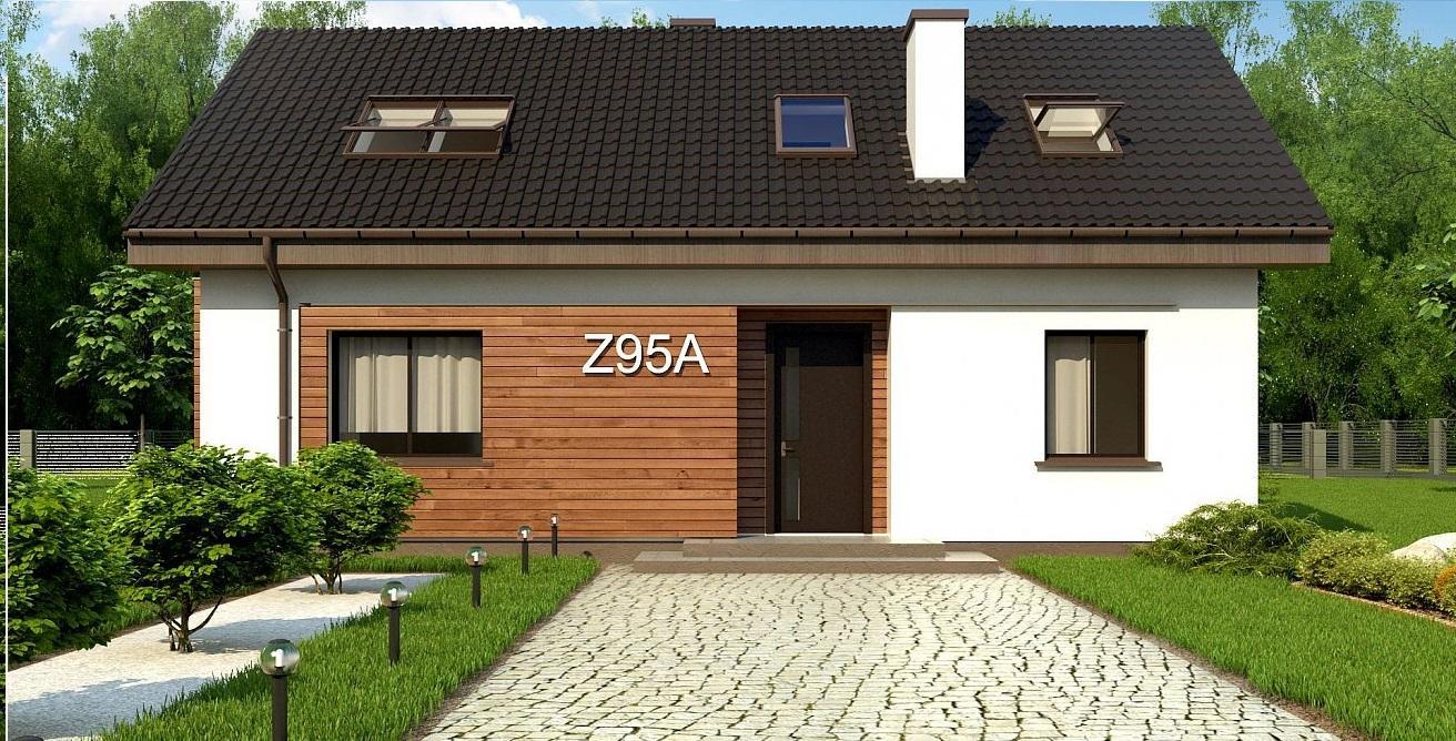 Проект каркасного дома 171,3 м2