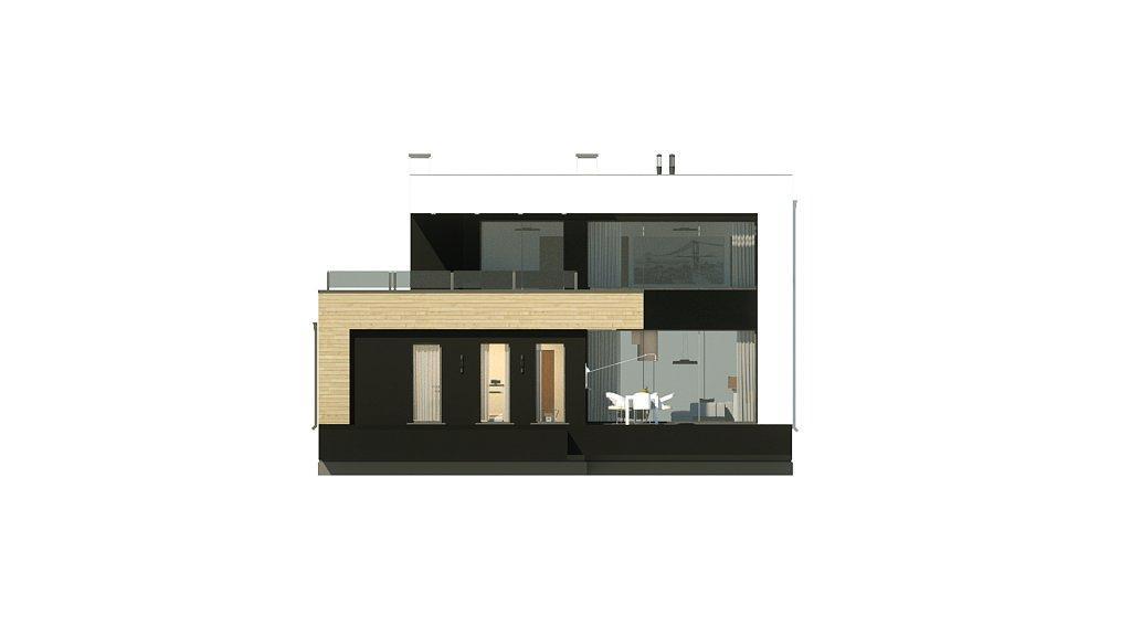 Дома из СИП панелей Галерея 15