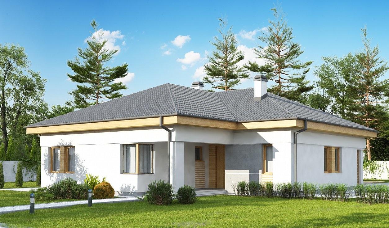 Проект каркасного дома 152,2 м2