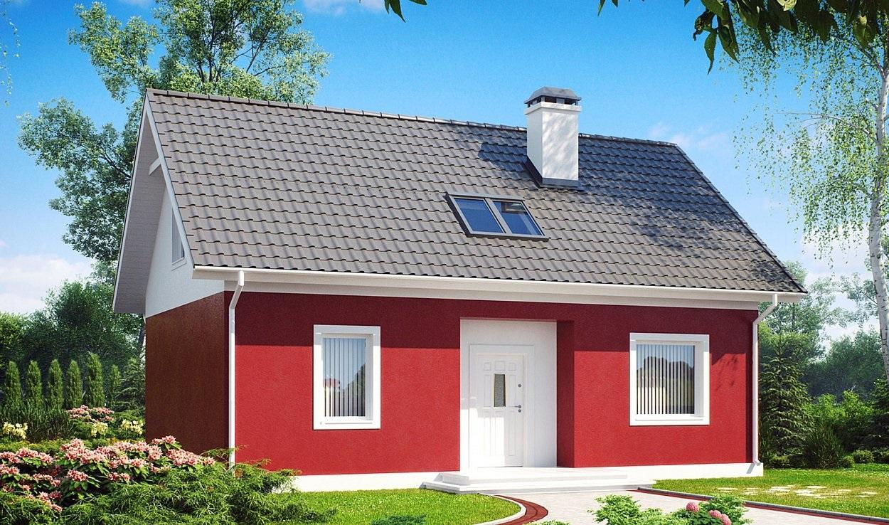 Проект каркасного дома 118,0 м2